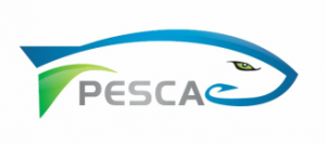 Pesca Fishing Logo