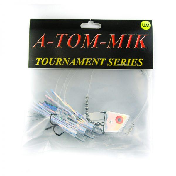 A-Tom-Mik Meat Rig Teaser - Rhys Davis - Chrome UV (ATR-009)