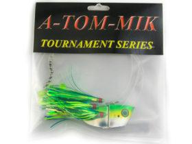 A-Tom-Mik Meat Rig Teaser - Rhys Davis - Green Chartreuse Chrome (ATR-006)1