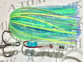 A-Tom-Mik Trolling Fly L215 Hammer Lime