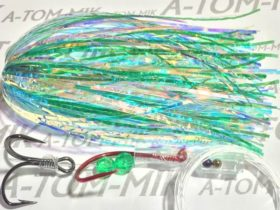 A-Tom-Mik Trolling Fly T105A Chasin Tail