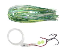 A-Tom-Mik Trolling Fly T405 Screamer II Glow