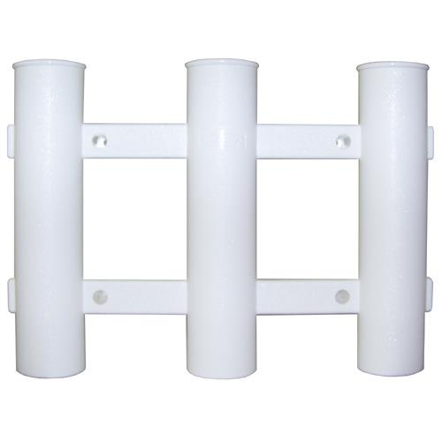 Berkley 3 Tube Rod Holder White