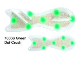 Dreamweaver-10-Spin-Doctor-White-Crush-Glow-Green-Dots-(70036L)