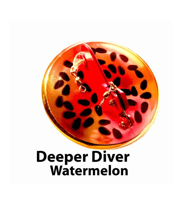 Dreamweaver Deeper Diver Watermelon Size 4 DD WM-107