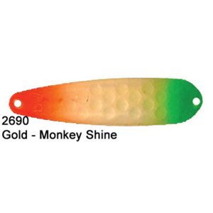Dreamweaver Spoon Gold Monkey Shine (Gold) (DW2690)