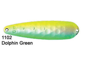 Dreamweaver Spoon Magnum Dolphin Green (1102)