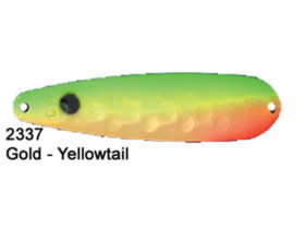 Dreamweaver Spoon Magnum Gold Yellow Tail Gold (M2337)