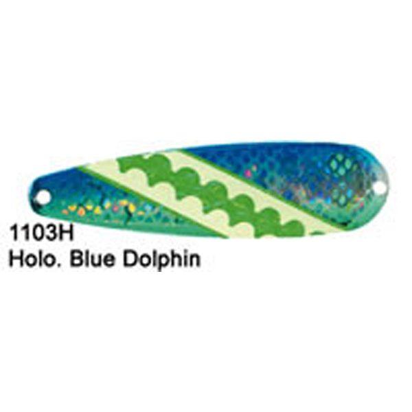 Dreamweaver Spoon Magnum Holo. Blue Dolphin (1103h)