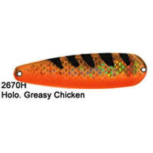 Dreamweaver Spoon Magnum Holographic Greasy Chicken Gold (M2670H)