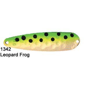Dreamweaver Spoon Magnum Leopard Frog (M1342)