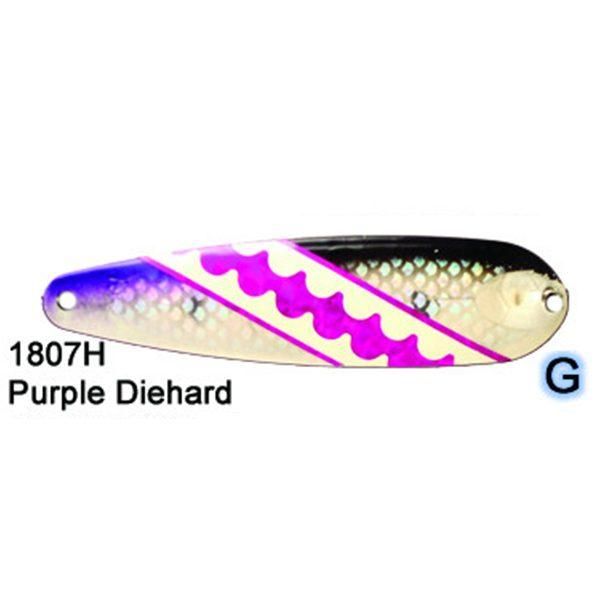 Dreamweaver Spoon Magnum Purple Diehard Holographic (M1807H)