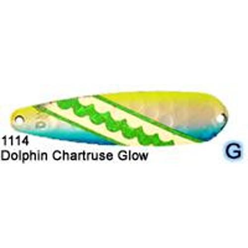 Dreamweaver Spoon Superslim Michigan Dolphin Glow (SS1114)