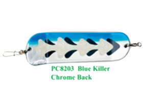 Michigan Stinger Flasher Blue Killer Glow (PC8203)