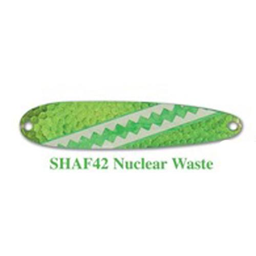 Michigan Stinger Spoon Stinger Nuclear Waster Glow (SHAF42)