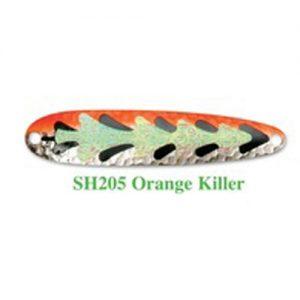 Michigan Stinger Spoon Stinger Orange Killer Glow (SH205)