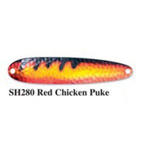 Michigan Stinger Spoon Stinger Red Chicken Puke (SH280)