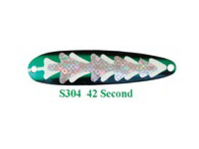 Michigan Stinger Spoon Stingray 42 Second Glow (NS304)
