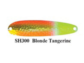 Michigan Stinger Spoon Stingray Blonde Tangerine (NSH300)