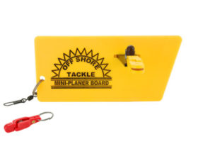 Off Shore Tackle OR34 Mini Planer - Reversible