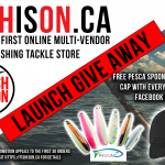Fishison Give Away