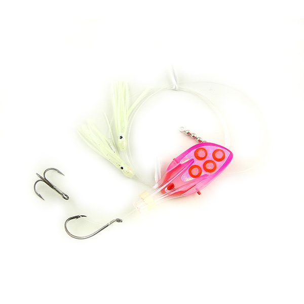 Musselhead Free Candy Glow Rig 2
