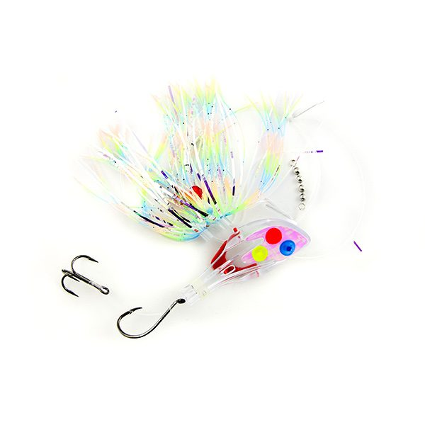 Musselhead Wonderchrome UV Fly Fig 2